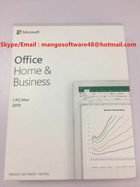 Original Microsoft Office 2019 home and business retailbox Online Activation