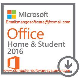 China Haus Windows Microsoft Office und Studenten-Produkt-Schlüssel-Digital-Aktivierungs-Code 2016 distributeur